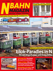 Ellok-Paradies in N